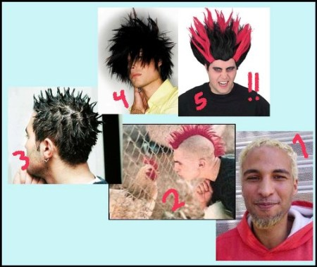 arab hair styling cycle